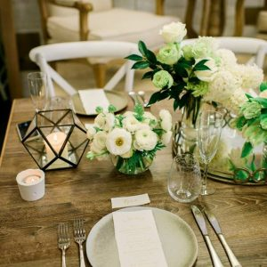 TABLE STYLING (Exclusive to Heart Strings Styling Packages)